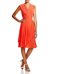 Tory Burch Pleated Silk Dress 100 Bloomingdale's Exclusive Spark