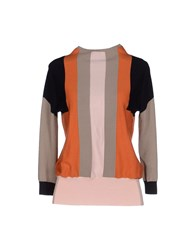 Who S Who Knitwear Turtlenecks Women Orange