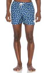 Native Youth Kiwi Swim Blue