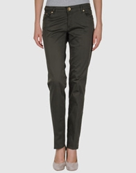 Entre Amis Casual Pants Brown