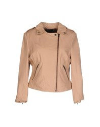 Muubaa Coats And Jackets Jackets Women Sand