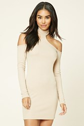 Forever 21 High Neck Bodycon Dress