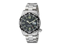 Momentum M50 Mark Ii Large Black Stainless Steel Watches