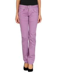 Takeshy Kurosawa Casual Pants Mauve
