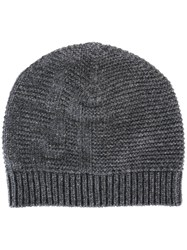 Fendi Knit Beanie Grey