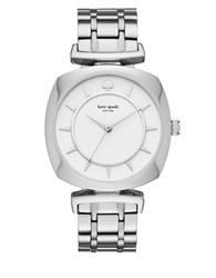 Kate Spade Barrow Stainless Steel Analog Watch Silver