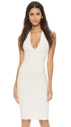 Bec And Bridge Snake Charmer Reversible Dress Ivory