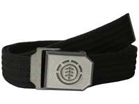 Element Camp Belt Black Men's Belts