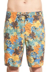 Men's Patagonia 'Wavefarer' Print Board Shorts
