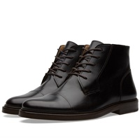 Germain Boot Dark Brown