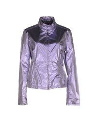 Kejo Coats And Jackets Jackets Women Lilac