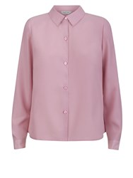 Eastex Scallop Edge Shirt Pink