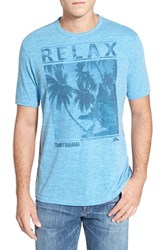 Men's Tommy Bahama 'Relax Beach View' Graphic T Shirt