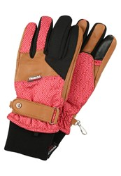 Roeckl Sports Kuwad Gloves Rasberry Red