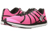Pearl Izumi Em Road N 1 Black Screaming Pink Women's Running Shoes