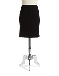 Jones New York Plus Plus Lucy Pencil Skirt Jet Black
