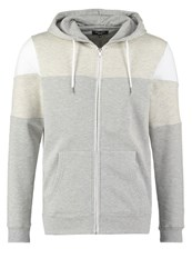 New Look Tracksuit Top Oatmeal Beige