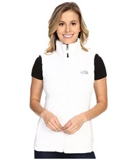 The North Face Osito Vest Tnf White Tnf White Women's Vest