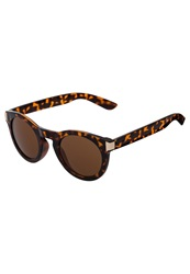 Your Turn Sunglasses Tort Mottled Brown