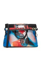 Maison Martin Margiela Printed Leather Bag