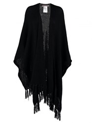 Anna Field Cape Black