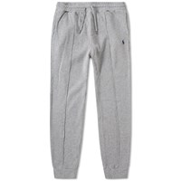 Polo Ralph Lauren Ribbed Track Pant Grey