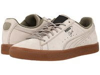 Puma Clyde Winter Vintage Khaki Black Men's Shoes Pink