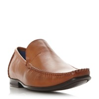 Ted Baker Bly Moccasin Loafers Tan
