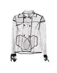 Milly Suits And Jackets Blazers Women Transparent