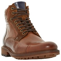 Bertie Clef Lace Up Boots