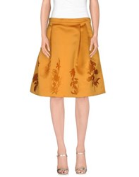 Jonathan Saunders Skirts Knee Length Skirts Women