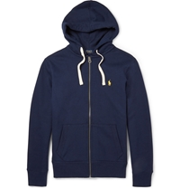 Polo Ralph Lauren Cotton Blend Hoodie Blue
