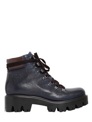 Strategia 50Mm Tumbled Leather Boots