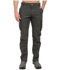 Columbia Chatfield Range Cargo Pants Grill Men's Casual Pants Gray