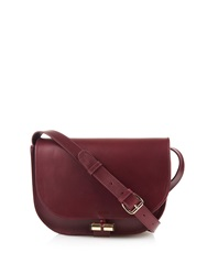 June Leather Cross Body Bag