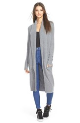 Women's Leith Long Open Front Cardigan