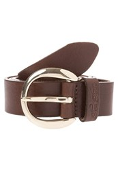 Tom Tailor Belt Dark Brown
