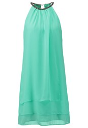 Esprit Collection Cocktail Dress Party Dress Bright Jade Green