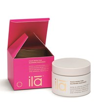 Ila Face Mask For Glowing Radiance Female