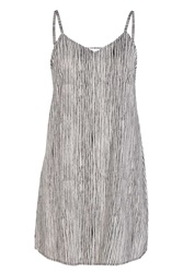 Youi Slip Dress By Motel White