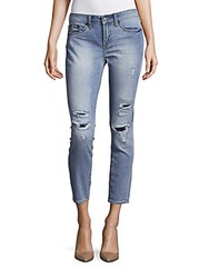Jean Shop Patty Cropped High Rise Skinny Jeans 10 Year