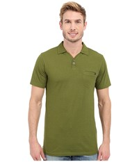 Black Diamond Cottonwood Polo Cargo Men's Short Sleeve Pullover Taupe