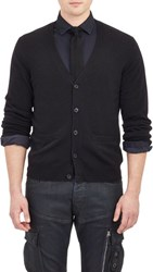 Ralph Lauren Black Label Cashmere Cardigan Black