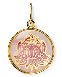 Alex And Ani Art Infusion Lotus Peace Petals Charm Gold