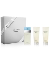 Dolce And Gabbana Light Blue Gift Set No Color
