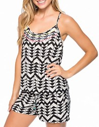 Ella Moss Zaire Romper Cover Up