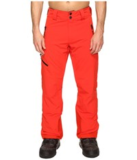 Obermeyer Force Pants Red Men's Casual Pants