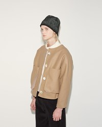 Eckhaus Latta Salad Bowl Hat Black