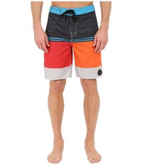 Rip Curl Mirage Sections Boardshorts Red Men's Swimwear