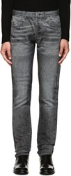 Calvin Klein Collection Grey Skinny Jeans